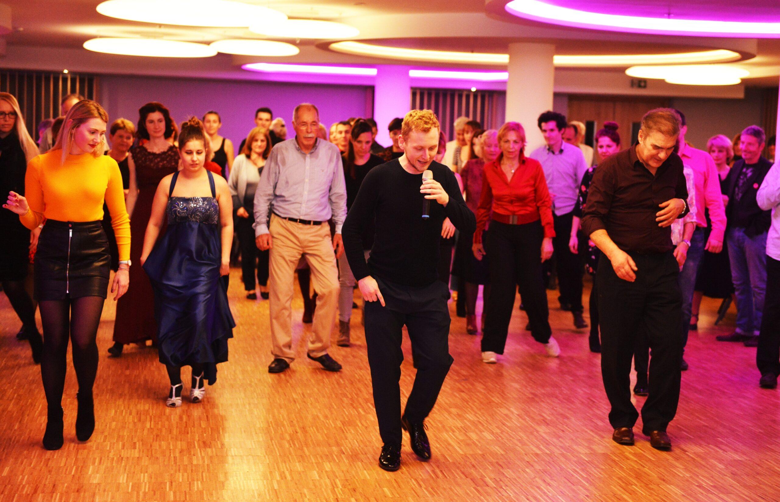 Plesni centar Fredi -  vođeni plesni tečaj