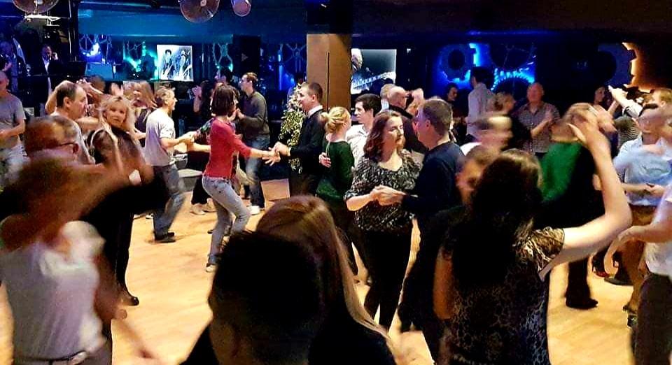Plesni centar Fredi - Dirty Dancing plesnjak petkom