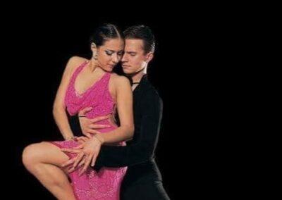 Plesni centar Fredi - Tečaj argentinskog tanga