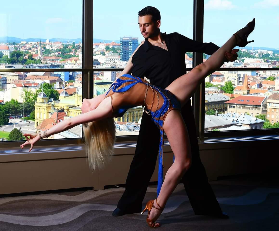 Plesni centar Fredi - Plesni show program