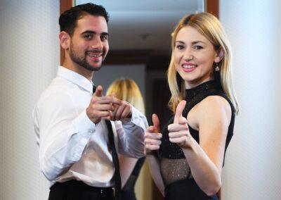 Fredi plesni par - Mario i Paula