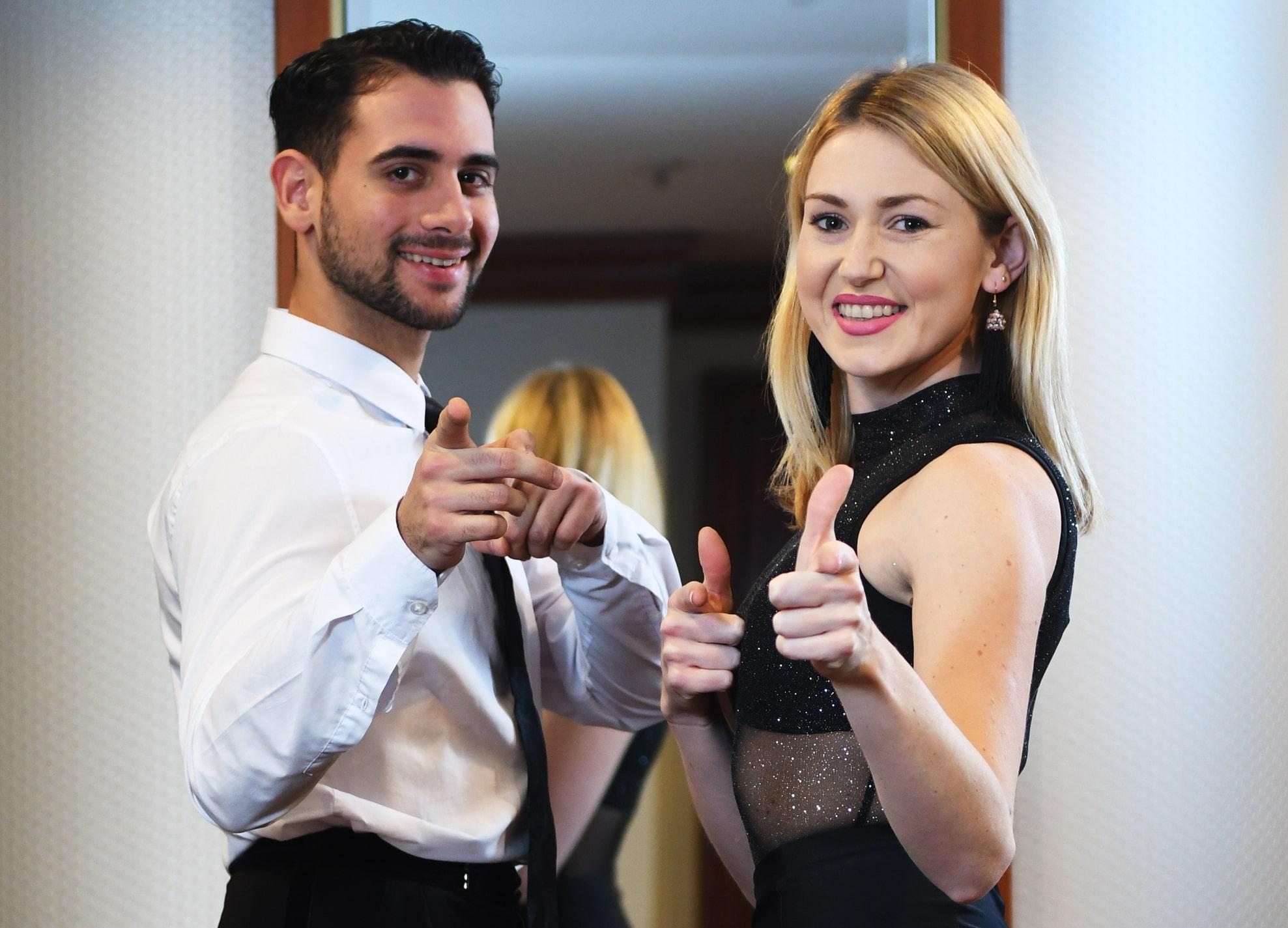 Fredi plesni par - Mario i Paula 2