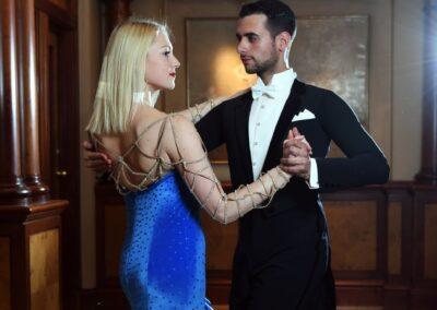 Plesni centar Fredi - O nama, plesni par - Mario i Paula 2